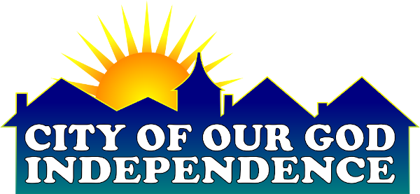 City of Our God Independence logo